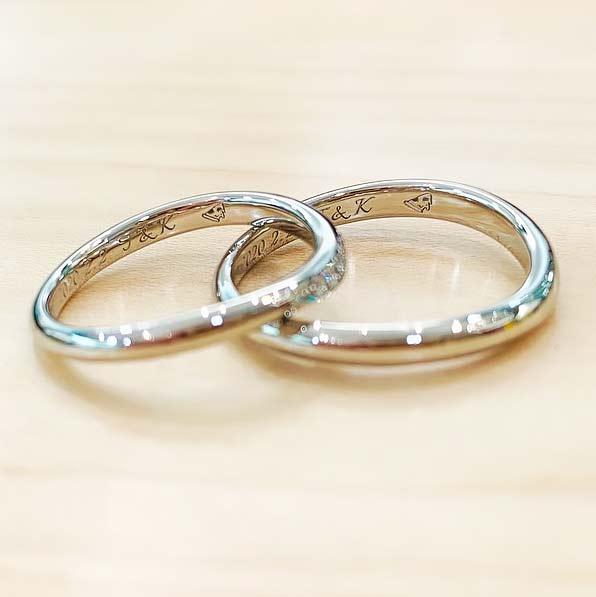 結婚指輪_刻印