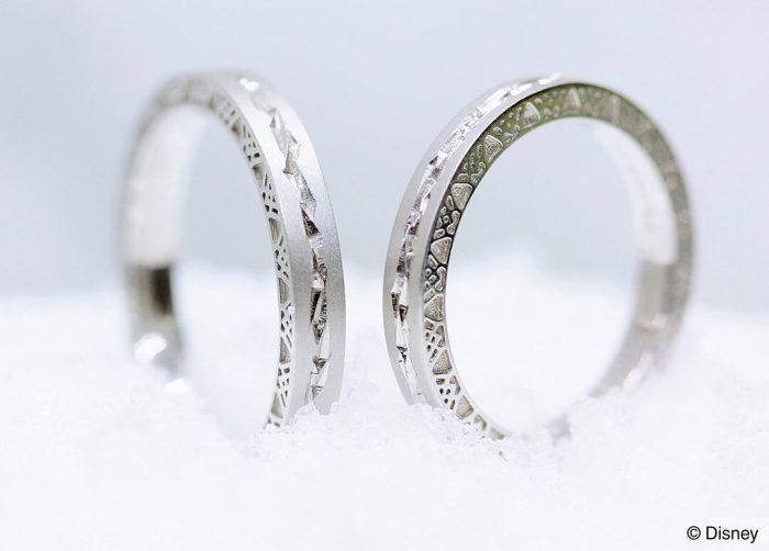 アナと雪の女王_結婚指輪