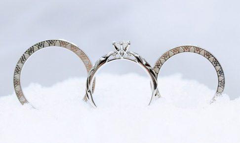 アナと雪の女王_結婚指輪_婚約指輪