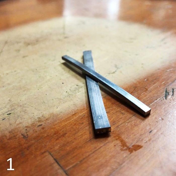 結婚指輪手作り_DIY体験様子1
