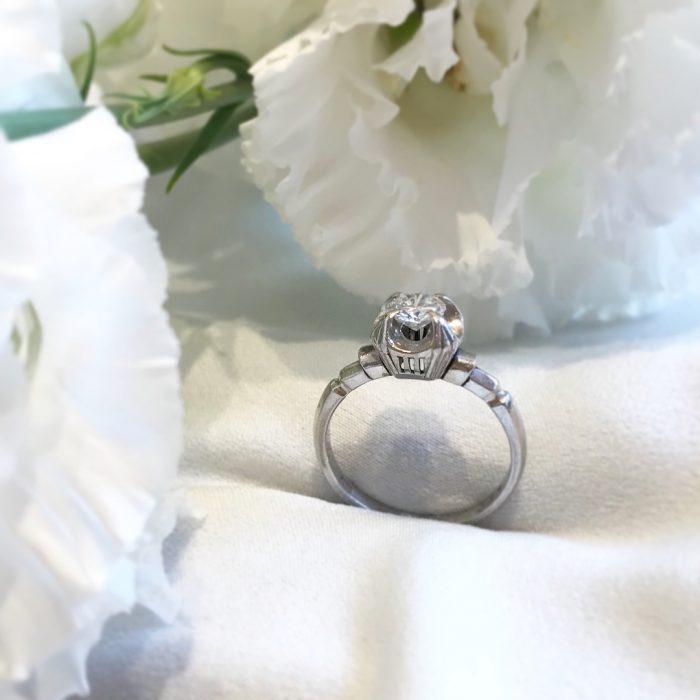 リフォーム前婚約指輪2