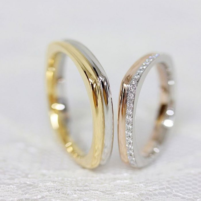結婚指輪クワトロ2