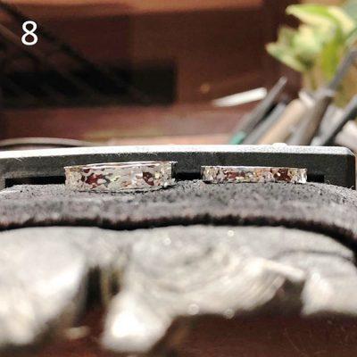 結婚指輪手作り_DIY体験様子8