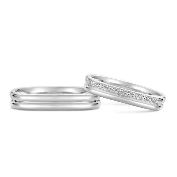 結婚指輪クワトロpt