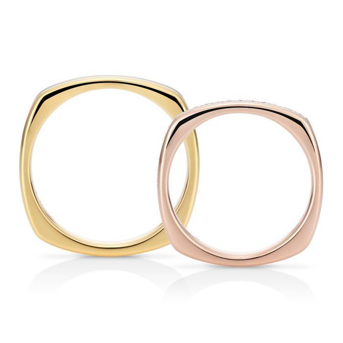 結婚指輪_クワトロ1