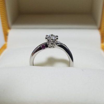 婚約指輪_オーダーメイド1