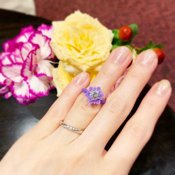リフォーム婚約指輪_銀座3