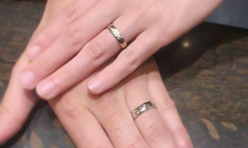天神_結婚指輪_オーダーメイド