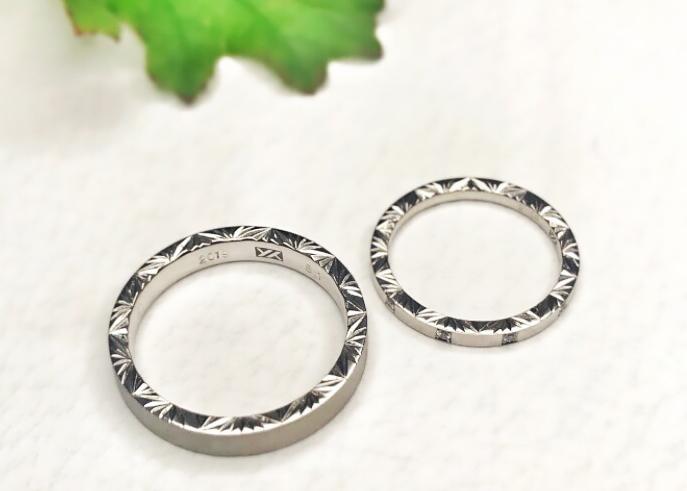 銀座_結婚指輪_オーダー