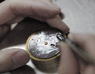 職人時計制作2