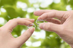結婚指輪の刻印修正