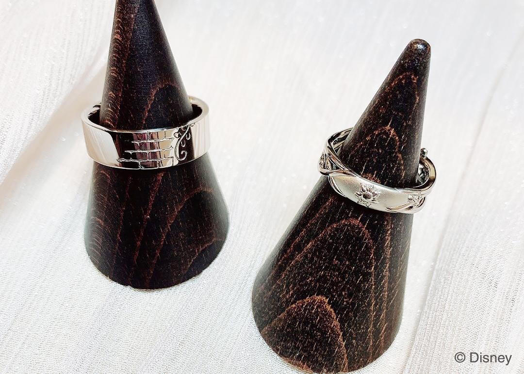ラプンツェルの結婚指輪オーダー