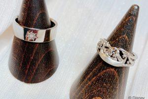 ラプンツェル結婚指輪