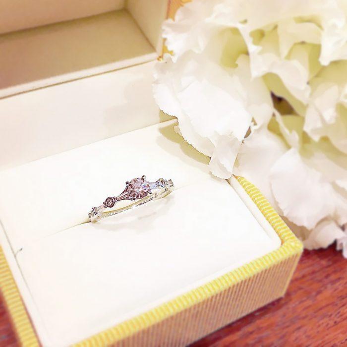 婚約指輪リフォーム