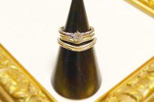 音楽がテーマの結婚指輪と婚約指輪