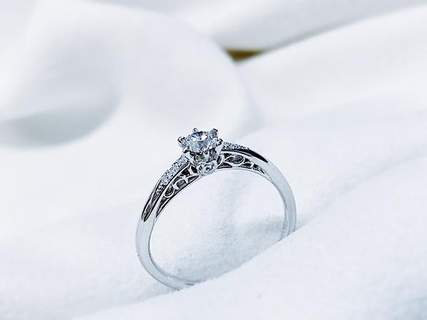 プロポーズの婚約指輪2