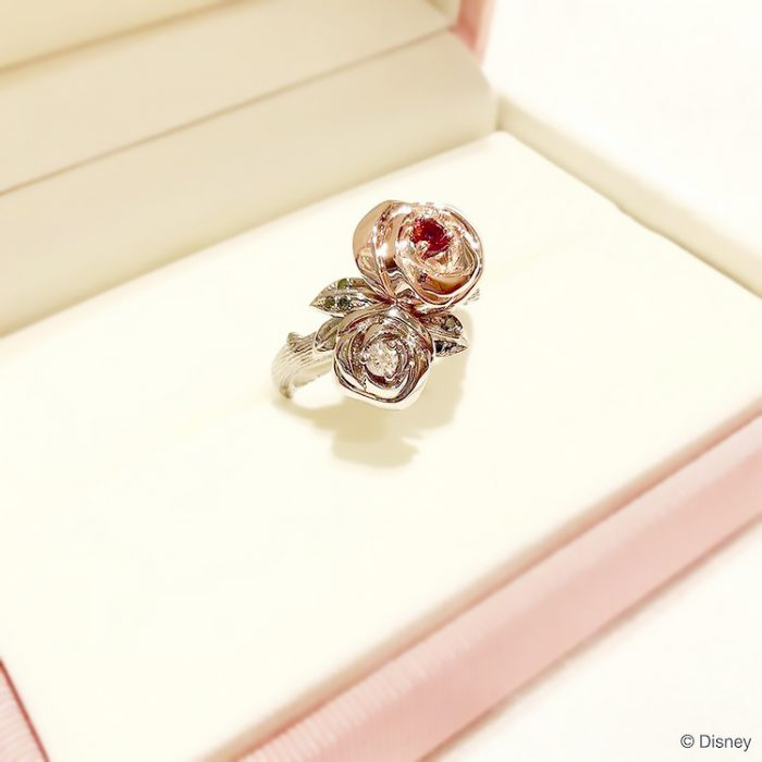アリスの薔薇の指輪