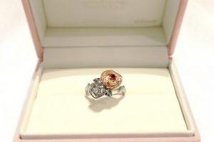 『ふしぎの国のアリス』オーダーメイド指輪