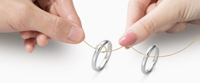 体験型の結婚指輪