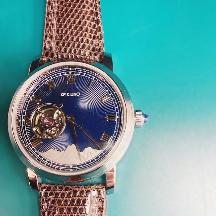 オーダーメイド時計